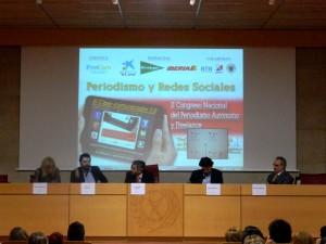 II Congreso Nacional de Periodismo Autónomo y Freelance