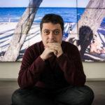 Manuel Bartual, editor, historietista y diseñador gráfico.